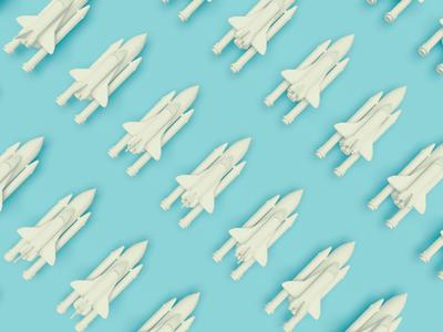 Space Shuttle Pattern