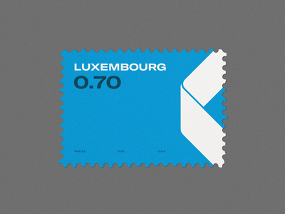 Stamp Archive — Luxembourg 🇱🇺