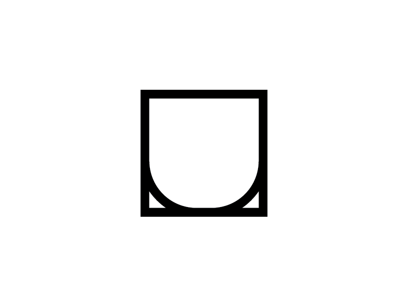 [U] 36daysoftype 36days-u type typography letter geometric symbol