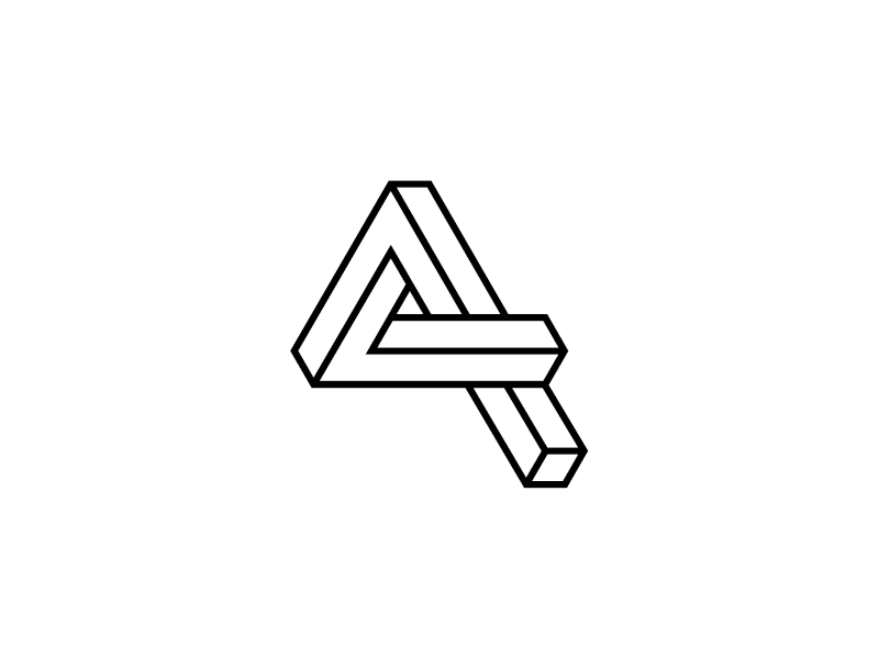 [4] 36daysoftype 36days-4 type typography letter geometric symbol