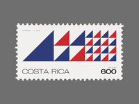Stamp Archive — Costa Rica 🇨🇷
