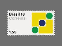 Stamp Archive — Brazil