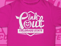 Pink Out T-shirt