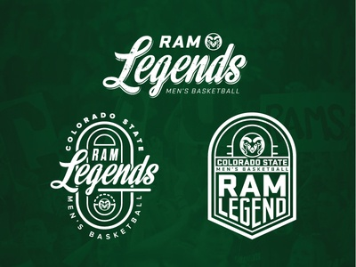 Ram Legend T-shirt Designs