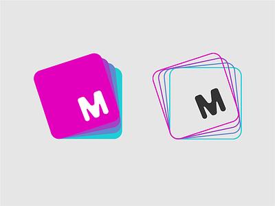 M mark logo