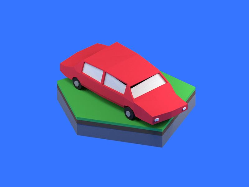 Wacky Car by Christopher Patty on Dribbble