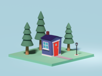The Tiny House on the Block