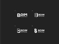 Concepts Logo Design for Boim Official