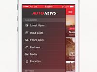 iOS 7 News App