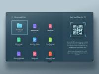 SendlinkTV - Wise File Transfer TV App