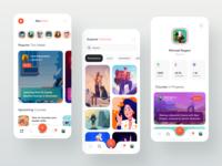 Edukated - Live Education Mobile App