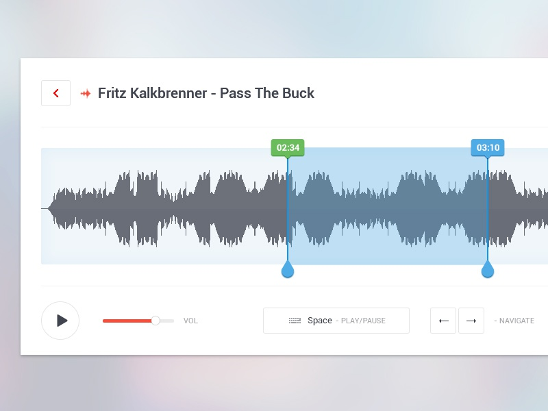 Audio edit dribbble 3