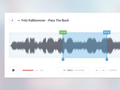 Music Audio Editor