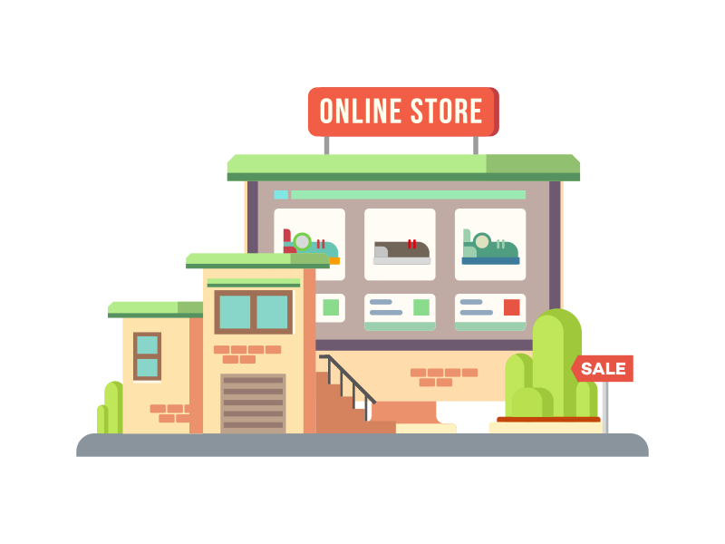 Online store building by anton fritsler kit8 dribbble for Design store online