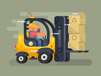Storekeeper loader