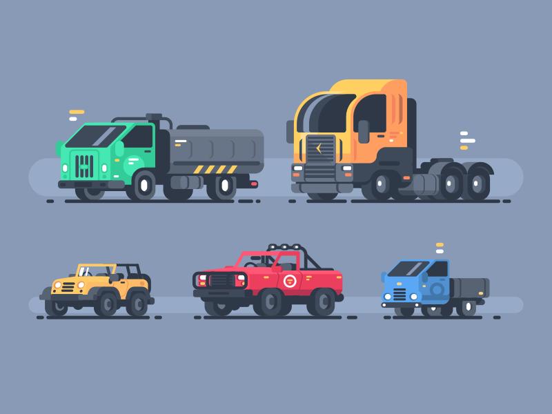 Types of cars kit8 net