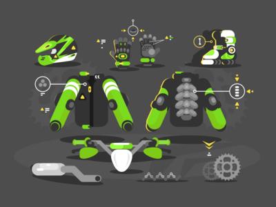 Enduro Equipment