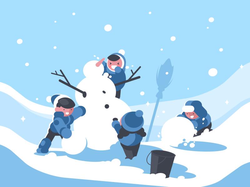 Snowman kit8 net