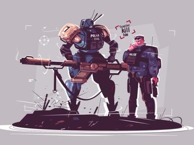 Police of future