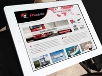 Fas Logistika Website