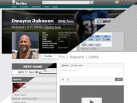 Sports Social Network