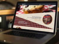 Knead Baking Website