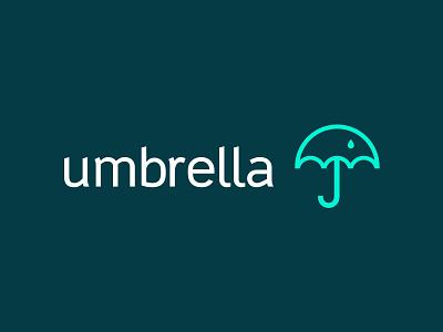 Umbrella Logo/Identity logo