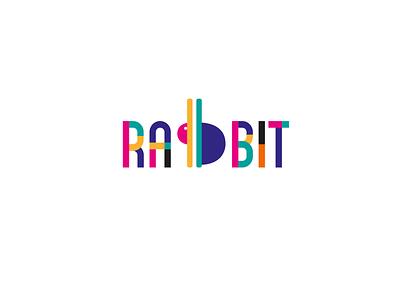 rabbit logo gesign graphicdesign graphic rabbit logo design logo