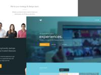 Ideaware homepage update