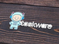 New logo and mascot for taskware