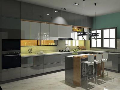 Creative Kitchen kitchen modernhome lifestyle luxury women furniture designhub kitchen design interiordesign humptysdesign