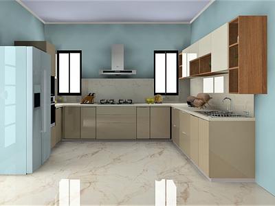 Creative Kitchen homedecor modernhome humpty kitchen lifestyle women furniture kitchen design interiordesign humptysdesign