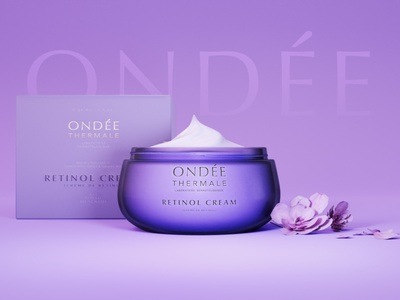 3d product visualisation cosmetics cream visualization mockup graphic design branding 3d