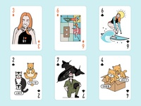 ♠ ♥ Playing Cards Deck ♦ ♣