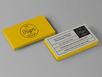 The Kugel Factory | Business Card