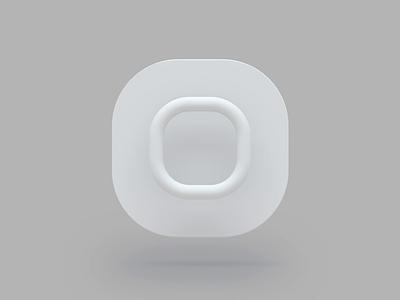 Dona Icon 3dart 3d productivity icon ui ux
