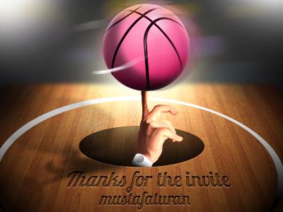 Thanks :) thanku debuts dribbble thanks first shot