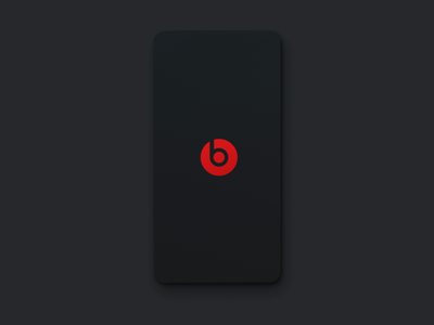 Beats Store - Interaction Animation skeumorph interface interaction ui mobile concept dribbble animation design