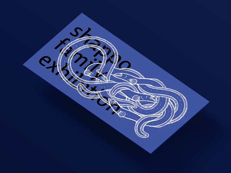 Invitation card graphic card invite