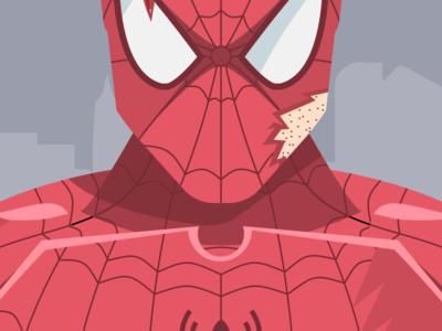 Spider-man in Marvel's Civil War