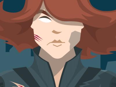 Black Widow in Marvel's Civil War Lineup