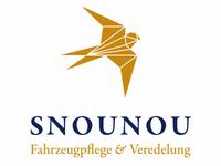 Snounou Fahrzeugplege Logo