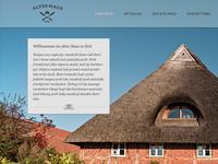 Altes Haus Kiel Website - Startseite