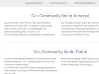 Btacs 2015 Community Konto