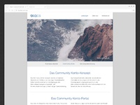 05 btacs 2015 mockup desktop community konto