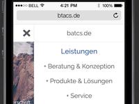 Btacs 2015 Mobile Menu