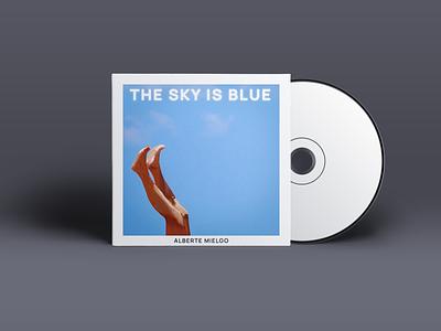 The Sky is Blue design album cover cover art
