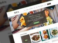 Bakery - Food & Recipe Template