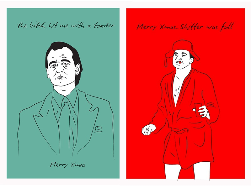 Waters Illustration Greetings Cards by Suzanne Waters | Dribbble ...