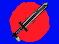 Goblin Slaya - Sword Illustration